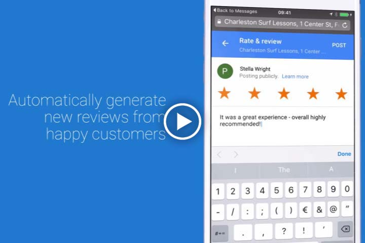 Review Generation and Reputation Management video